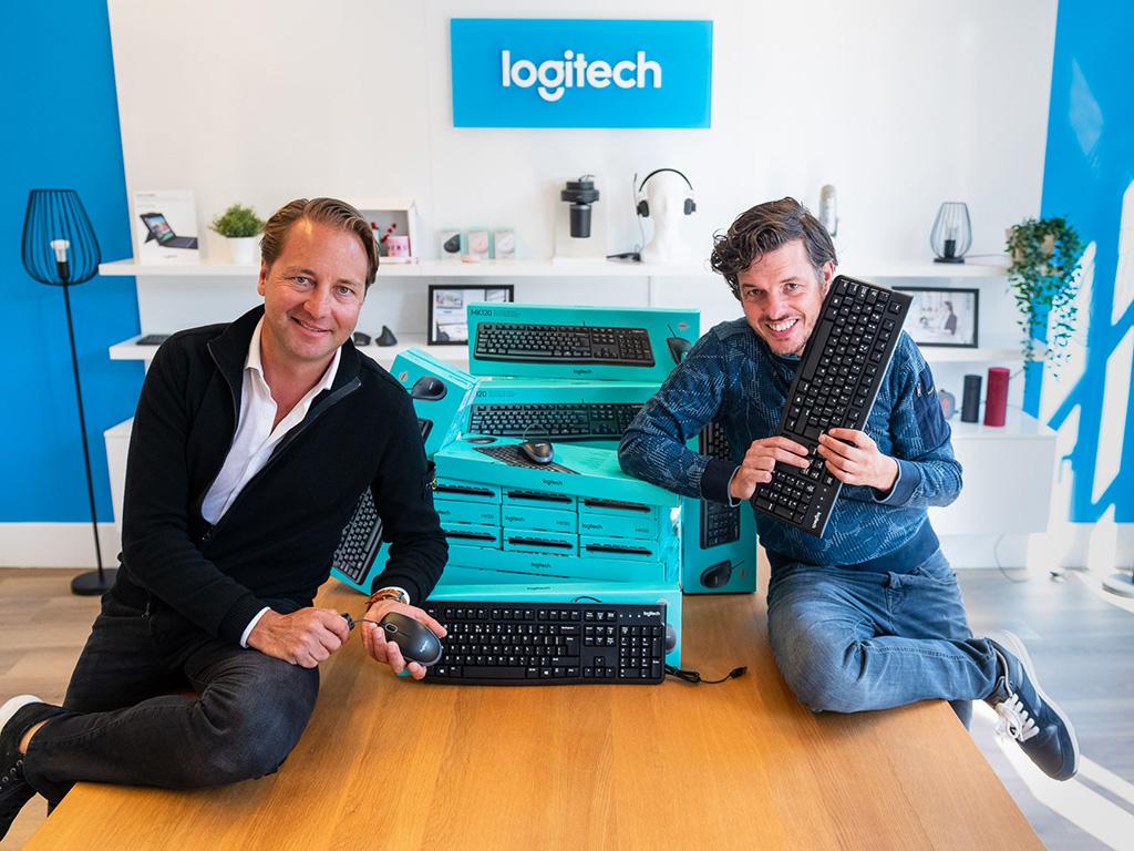 Logitech Sponsort Digibende