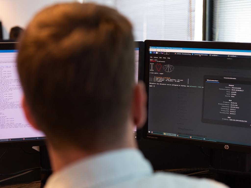 Nieuw! Digibende Hacklab
